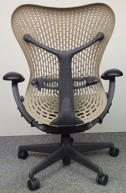 herman miller mirra chair supplement to the aeron